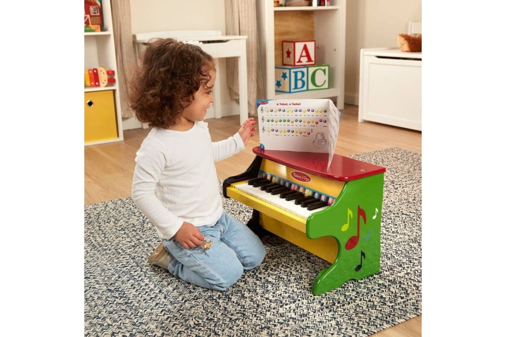 Learn-to-Play Piano by Mellisa & Doug